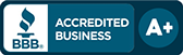 Better Business Bureau logo, png